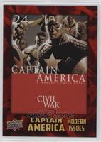 Captain America Vol 5 #24 /175
