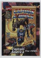Captain America Vol 2 #10 /75