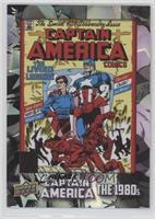 Captain America Vol 1 #255 #/75