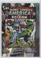 Captain America Vol 1 #147 #/75