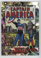 Captain America Comics Vol 1 #76 /75