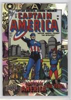 Captain America Comics Vol 1 #76 #/75