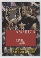 Captain America Vol 5 #24 #/75