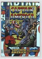 Short Print Achievement - Captain America Vol 1 #101
