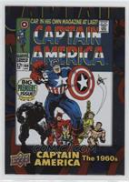 Short Print - Captain America Vol 1 #100