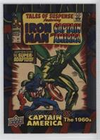 Short Print - Tales of Suspense Vol 1 #84