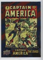 Short Print - Captain America Comics Vol 1 #49
