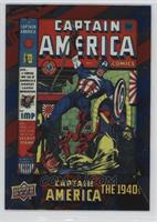Short Print - Captain America Comics Vol 1 #14