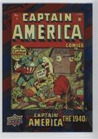 Short Print - Captain America Comics Vol 1 #4
