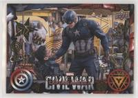 Captain America: Civil War #/10