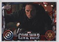 Captain America: Civil War /100