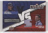 Tony Stark, Captain America [EXtoNM]