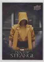 The Yellow Hooded Figure