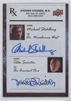 Michael Stuhlbarg, Tilda Swinton, Dr. Nicodemus West, The Ancient One