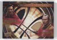 Doctor Strange, Kaecilius, Benedict Cumberbatch, Mads Mikkelsen