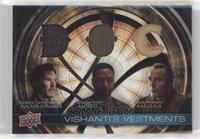 Doctor Strange, Mordo, Kaecilius, Benedict Cumberbatch, Chiwetel Ejiofor, Mads …