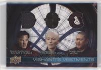 Doctor Strange, The Ancient One, Wong, Benedict Cumberbatch, Tilda Swinton, Ben…