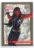 SP - Red She-Hulk
