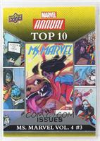 Ms Marvel Vol 4 #3