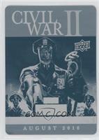 Civil War II: Sam Wilson Captain America #12 #/1