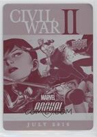Civil War II: Choosing Sides #3 #/1