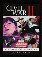 Civil War II: Choosing Sides #3