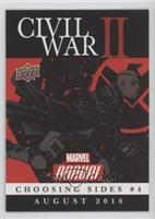Civil War II: Choosing Sides #4