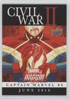 Civil War II: Captain Marvel #6