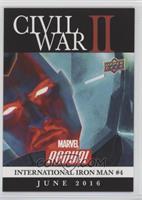 Civil War II: International Iron Man #4