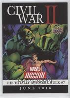 Civil War II: The Totally Awesome Hulk #7