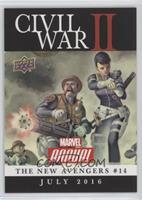 Civil War II: The New Avengers #14