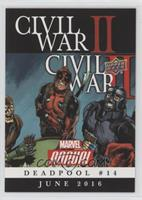 Civil War II: Deadpool #14