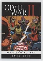 Civil War II: Deadpool #15