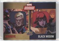 SP - Hawkeye, Black Widow