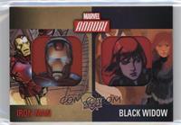 Iron Man, Black Widow