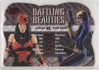 Elektra vs. Black Widow
