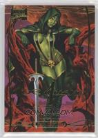 Level 1 - Gamora
