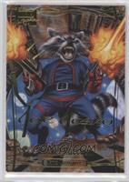 Level 2 - Rocket Raccoon