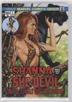 Level 1 - Shanna The She-Devil /1499
