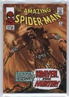 Level 1 - Kraven [Noted] #/1,499
