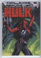 Level 1 - Red She-Hulk /1499