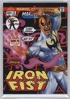 Level 1 - Iron Fist [Noted] #/1,499