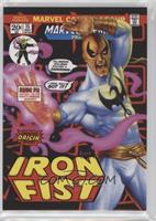 Level 1 - Iron Fist #/1,499