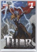 Level 2 - Thor #/999
