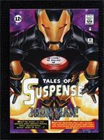 Level 4 - Iron Man #/50