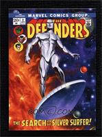 Level 4 - Silver Surfer #/50