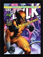 Level 4 - Wolverine #/50