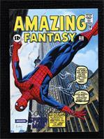 Level 4 - Spider-Man #/50