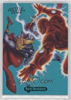 Iron Man vs. Thor #/99