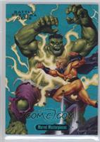 Hulk vs. Sentry #/99